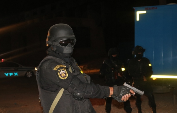 Тошкентда 21 нафар халқаро террористик ташкилот аъзолари қўлга олинди