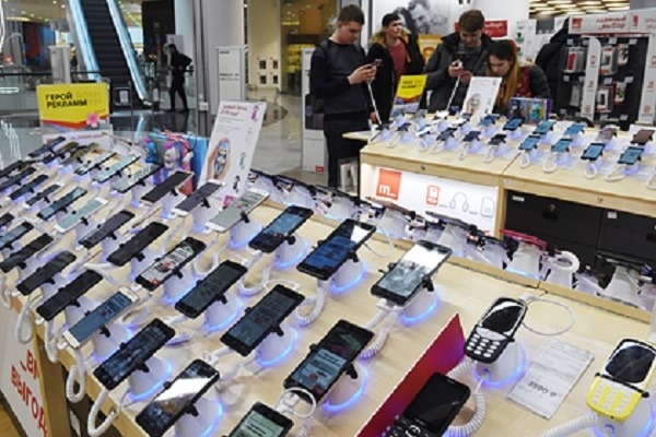 Россияда смартфонлар қимматлаша бошлади