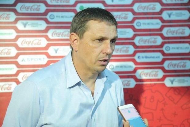 Andrey Shipilov AGMK bilan durangdan so'ng: Maydonga keragidan ko'p qum to'kilganini ko'rdik