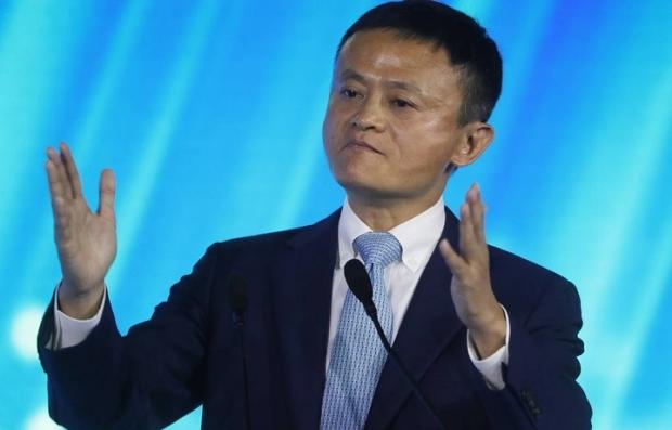 Биржалар қулаши «Alibaba» асосчисини Осиёнинг энг бой инсонига айлантирди