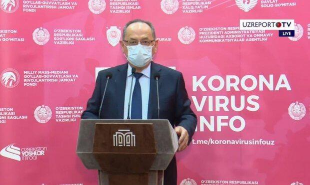 Коронавирус билан қайта касалланиш эҳтимоли йўқ эмас – Нурмат Отабеков
