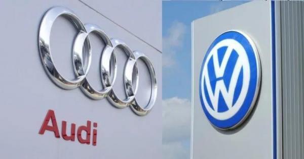 Audi ва Volkswagen коронавирус сабабли ўз логотипини вақтинча ўзгартиришга қарор қилди