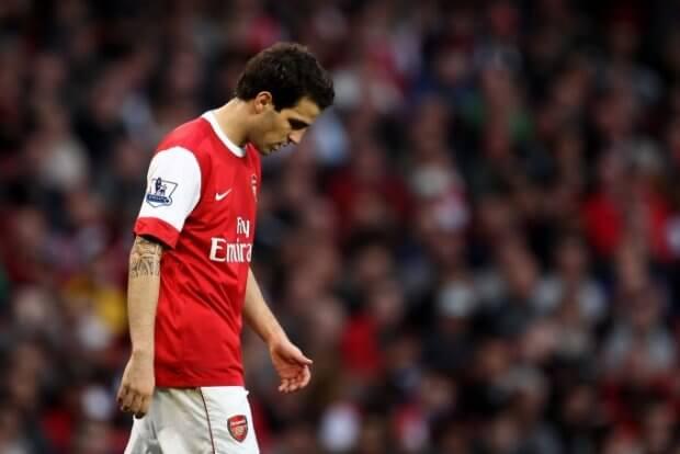 Fabregas «Arsenal»dan ketish sababini ochiqladi