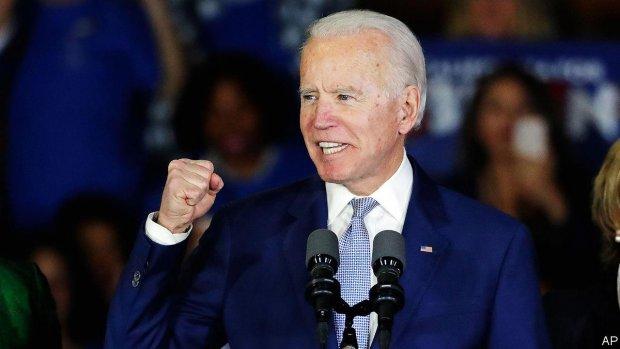 Байден АҚШ президенти лавозими учун ертўладан кураш олиб бормоқда