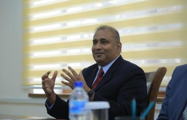 Доктор Маримуту Надасон: «Ўзбек халқи ҳукумат атрофида жипслашиб, коронавирусни енгишига ишонаман»