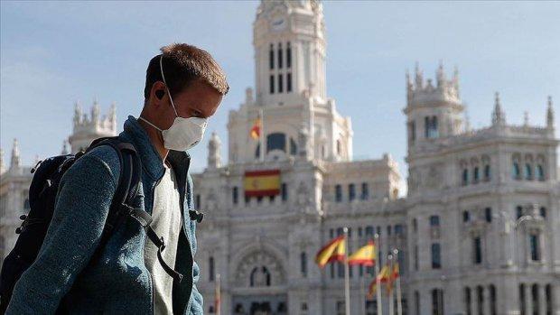 Мадридда коронавирус қурбонларига мотам эълон қилинди