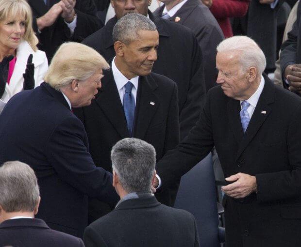 Жо Байден: «Кўрасиз, Трамп сайловни кечиктиришга уринади»