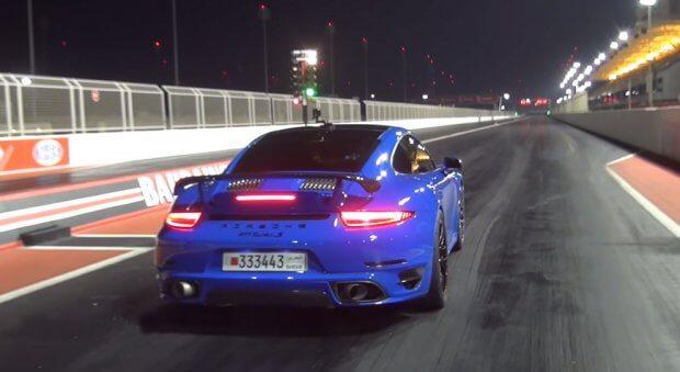1,9 сонияда 100 км/соат тезликка чиқувчи Porsche модел (видео)