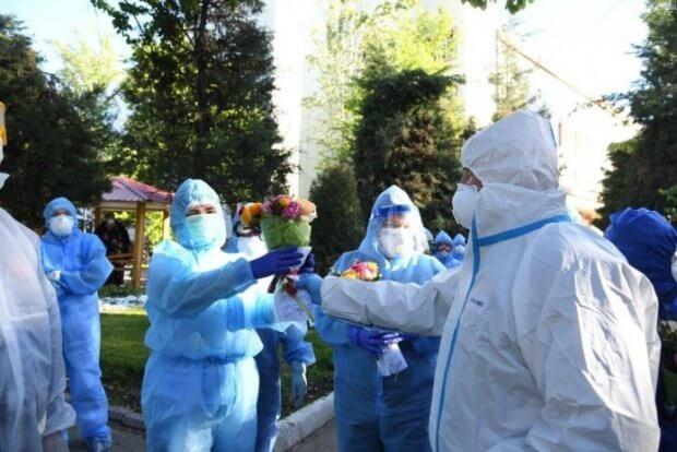 Ўзбекистонда коронавирусдан соғайганлар сони 2919 нафарга етди