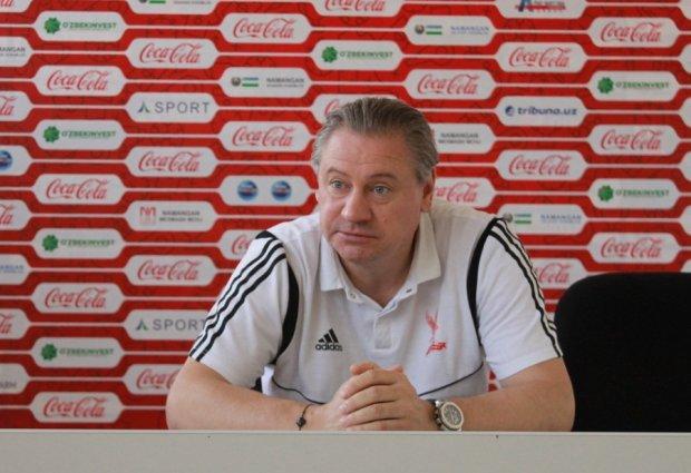 """Andrey Kanchelskis: """"Penaltini Turg'unboyev emas Ahmedov tepishi kerak edi"""""""