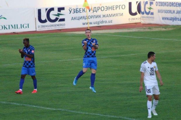 """Superliga. """"Surxon"""" """"Mash'al"""" bilan o'yinda 0:2 hisobida ortda borib, mag'lubiyatdan qutulib qoldi"""