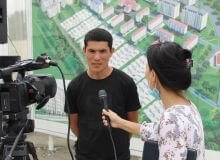 Ibrohim Otaxonov: Viloyatimiz hokimidan minnatdormiz!