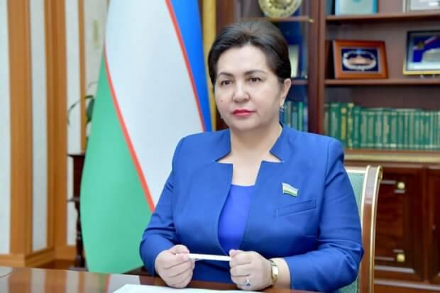 Senat Raisi Tanzila Narbayeva O'zbekiston yoshlarini tabrikladi