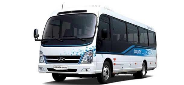 Hyundai биринчи электро миниавтобусни тақдим этди