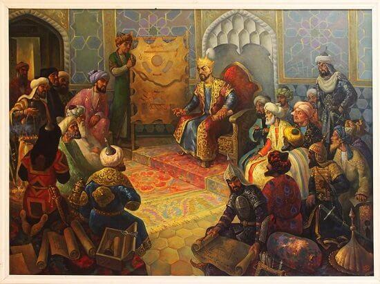 Амир Темур билан Дамашқда кўришган олим