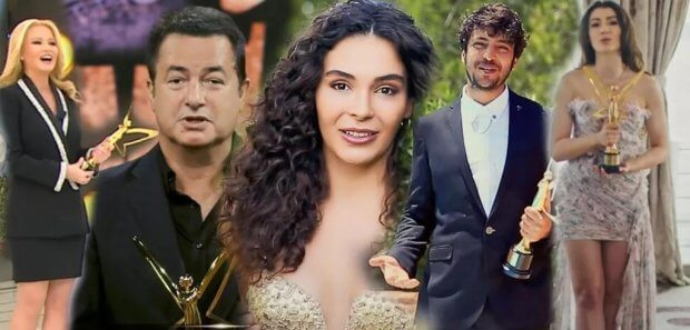 Turkiya «Oskar»i — «Oltin kapalak» mukofoti o'z egalariga topshirildi (foto)