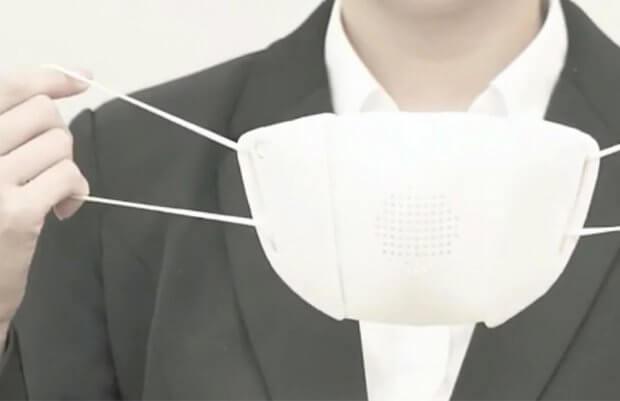 Японияда нутқни таржима қилиш функциясига эга ниқоб яратилди