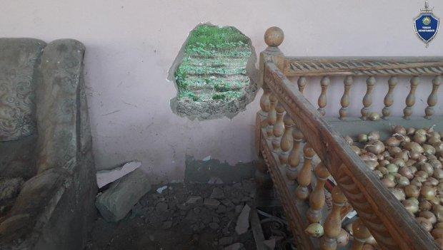 Наманганда босқинчилик жиноятини содир этган шахслар ушланди (фото)
