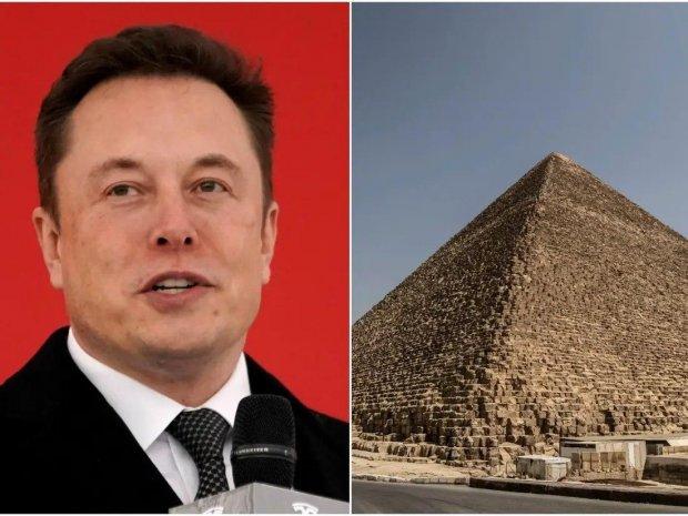 «Piramidalarni o'zga sayyoraliklar qurgan» – Ilon Maskning tviti muhokamalarga sabab bo'ldi
