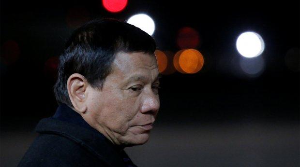 Filippin prezidenti koronavirusga qarshi vaksinani birinchi bo'lib o'zida sinashga tayyorligini aytdi