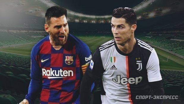 U ham Messi, ham Ronaldu bilan o'ynashidan baxtiyor