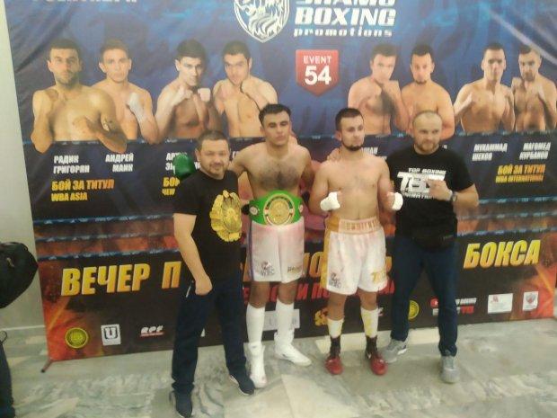 O'zbek professional boks tarixida yangi sahifa ochildi