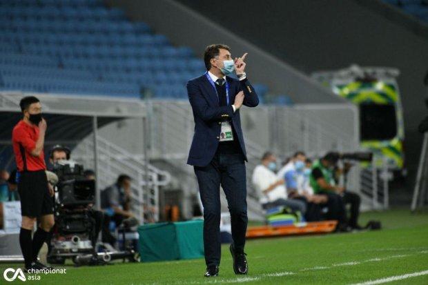 """Shota Arveladze: """"Bunday yuqori darajali musobaqada futbolning o'zini tahlil qilishimiz yaxshiroq bo'lardi"""""""