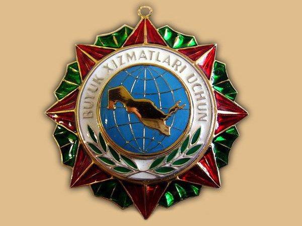 Президент уч нафар жадидни орден билан тақдирлади