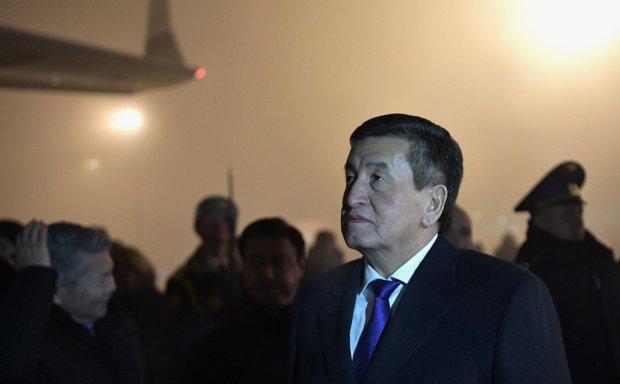 Қирғизистон Хавфсизлик кенгаши президент Сўронбай Жээнбеков йўқолганлигини маълум қилди