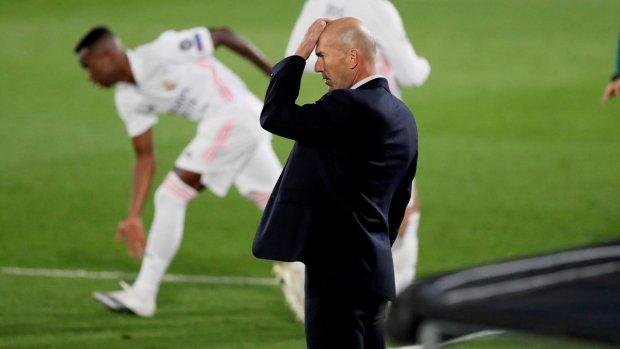 """Мағлубият қимматга тушди. """"Реал"""" бош мураббийни алмаштирмоқда"""