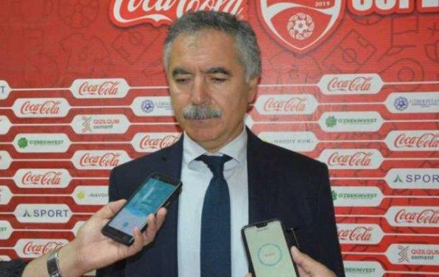 """Vadim Abramov """"Navbahor"""" futbolchilariga: O'ynagisi kelmasa, maydonga tushib nima qiladi?"""
