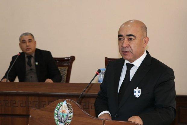 Viloyat hokimi: «Qashqadaryo korrupsiya eng ko'p qayd etilgan hudud deya topilgan»