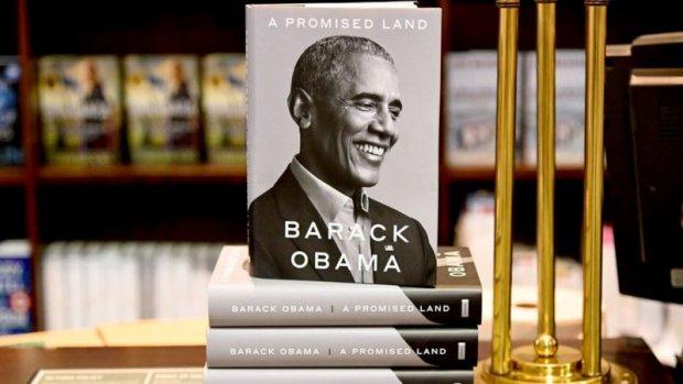 Обама мемуарида дунё сиёсати етакчилари ҳақида нималар ёзди?