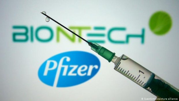 Европа ва АҚШга Pfizer вакцинасини етказиб бериш бошланди
