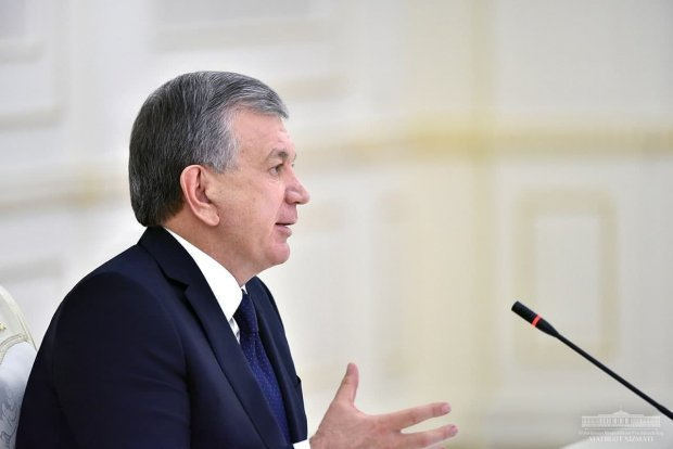 Shavkat Mirziyoyev: Hisobot uchun emas, natija uchun ishlash kerak