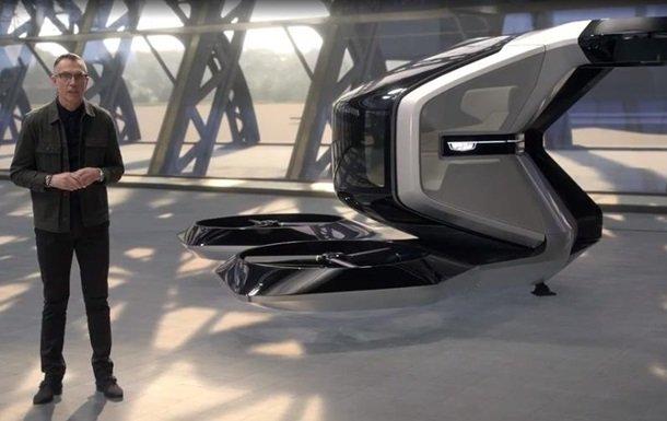 General Motors uchar Cadillac'ni taqdim qildi (video)