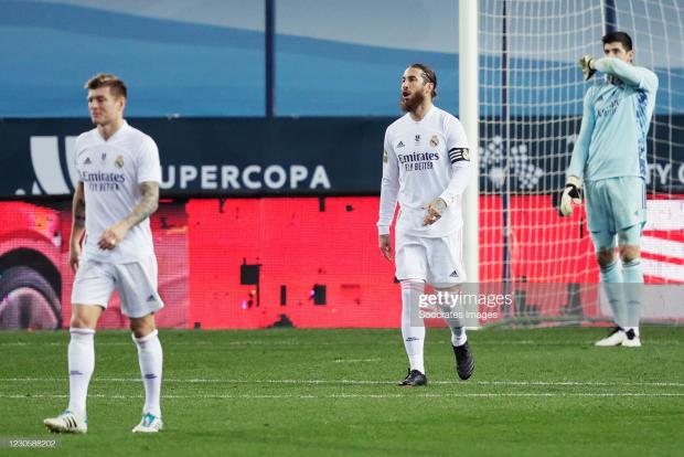 """3-divizion klubi """"Real""""ni Ispaniya kubogidan chiqarib yubordi!"""