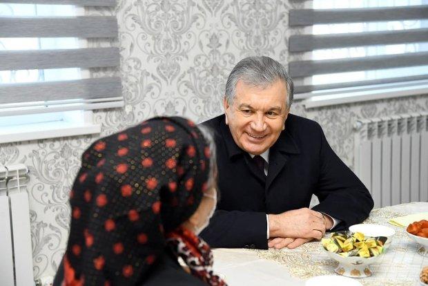 «Men ham uzoq qishloqdan chiqqan odamman...» – Shavkat Mirziyoyev