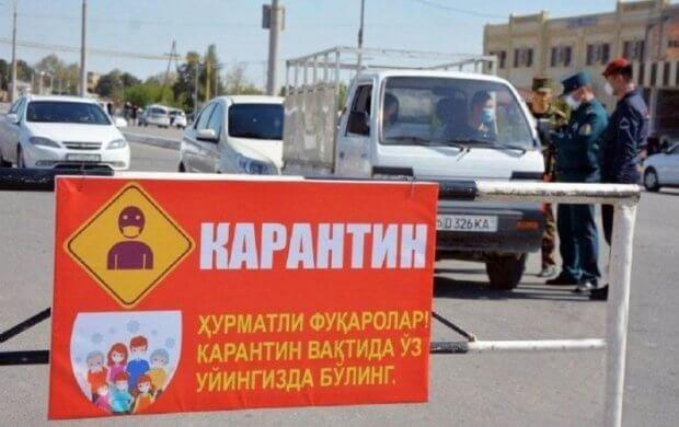 Нурмат Отабеков феврал ойида карантин чекловлари қайта тикланишига оид хабарларга изоҳ берди