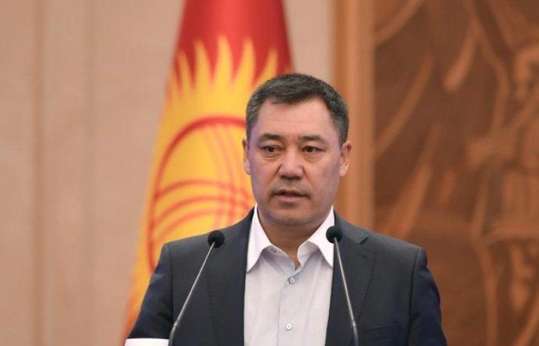 Қирғизистон президенти Садир Жапаров Ўзбекистонга ташриф буюради
