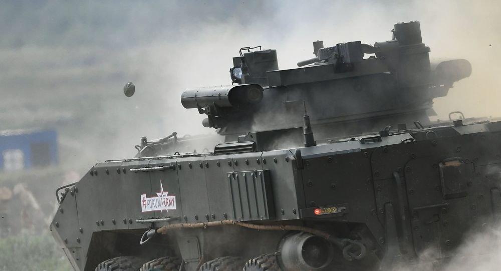 Bunaqasi Rossiyada hali bo'lmagan: mudofaa qanday tank ustida ishlamoqda