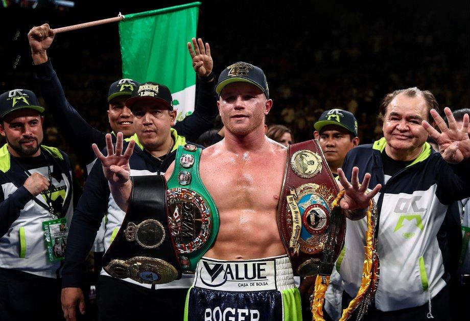 Meksikalik bokschi WBC va WBA chempionlik kamarlarini himoya qildi