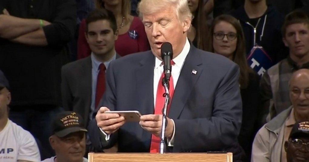 Дональд Трамп ўз ижтимоий тармоғини яратишга қарор қилди