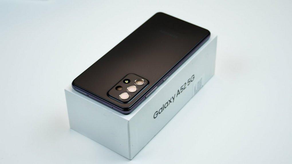 Сув ўтказмайдиган Samsung Galaxy А52 5G сотувга чиқди