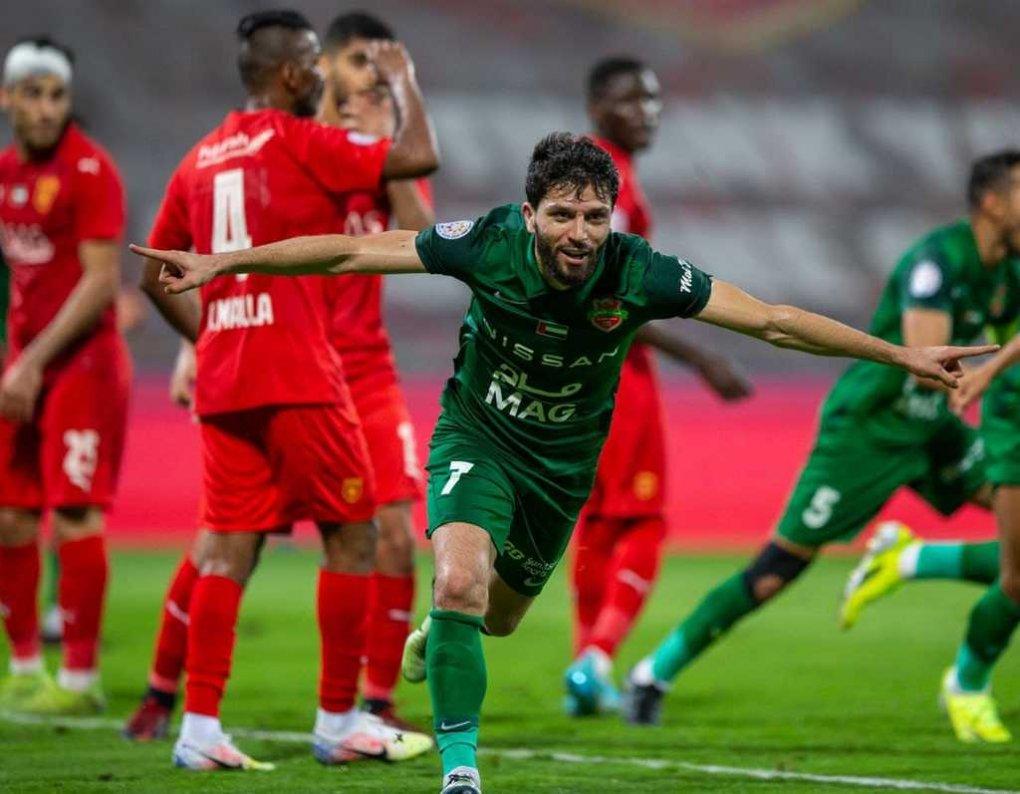 BAA chempionati. «Shabob Al Ahli» g'alaba qozondi. Masharipovda g'alaba goli+assist
