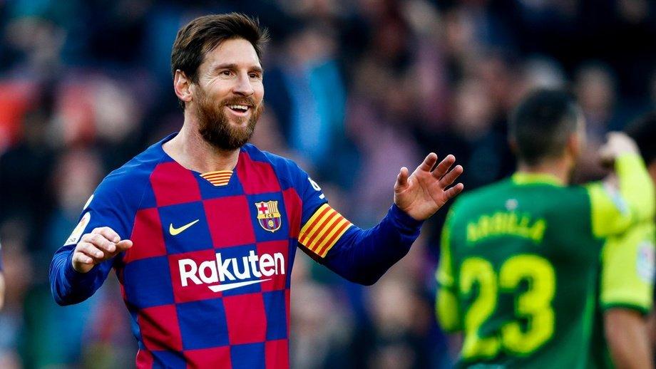 Messi umrbod shartnoma uchun «Barcelona»ga shart qo'ydi