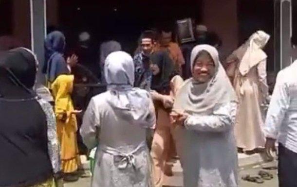 Indoneziyalik kuyov Google Maps sabab boshqa to'yga kelib qoldi (video)