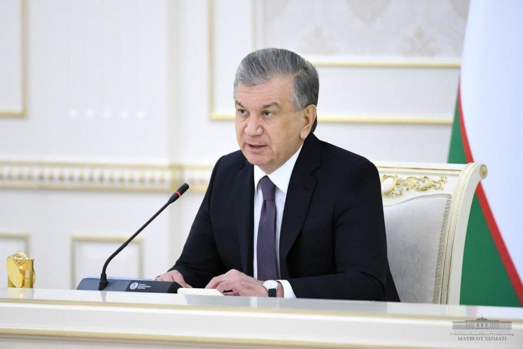 Prezident rektorlarning yoshlar bilan ishlashdagi faoliyatini tanqid qilib, 4 ta rektorni ishdan oldi