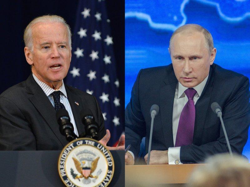 Bayden va Putin Ukraina bo'yicha gaplashishdi