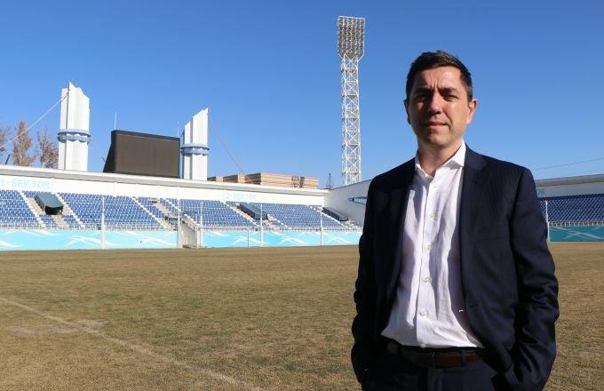 Микаэль Секейра: Ўзбек футболига мослашишга тўғри келяпти